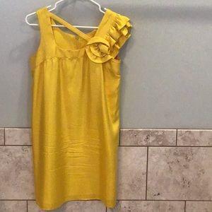 VOOM Yellow Dress
